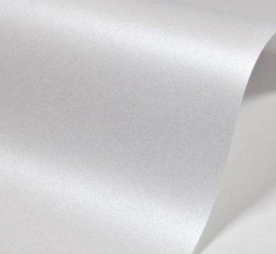 Картон металик 72/102 бяла перла 250г