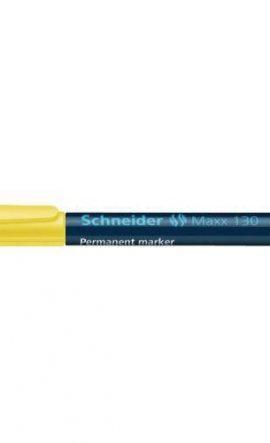 маркер, маркер перманентен, маркер Schneider