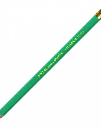 молив, молив с гума