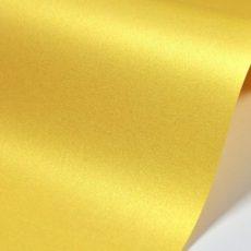 Картон металик 72/102 жълт/пъпеш 250г