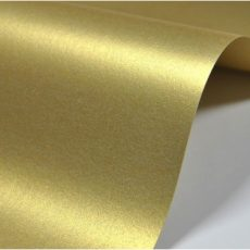 Картон металик злато А4 250г