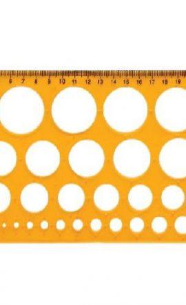 шаблон, шаблон окръжности, инструмент за чертане