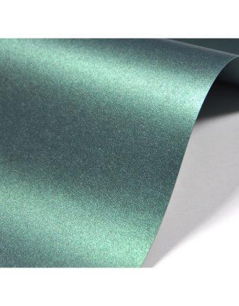 Картон металик 72/102 тъмно зелено 250г