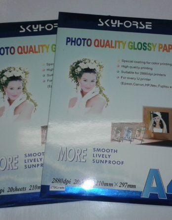 хартия, фотохартия