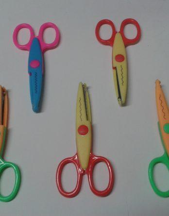 ножица, ножица детска, ножица къдрава