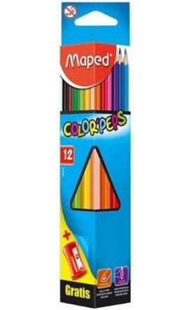 моливи, моливи цветни, моливи Maped