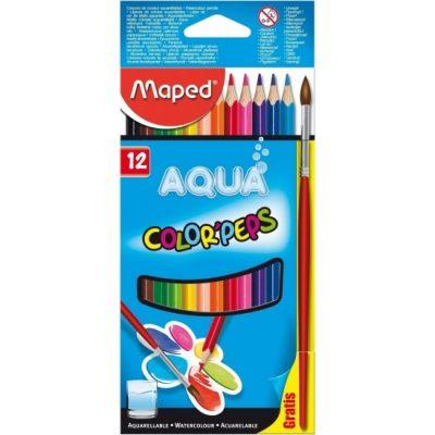 моливи, моливи цветни, молими акварелни, моливи Maped
