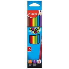 моливи, моливи цветни, молими Maped
